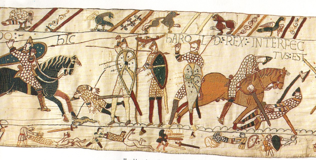 The Bayeux Tapestry Essay Sample