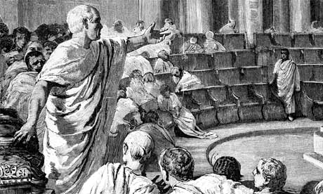 Ancient Roman Senate